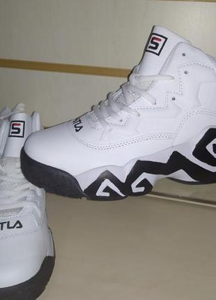 Высокие кроссовки осенние деми платформа спортивные ботинки
