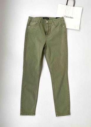 Джинсы женские calvin klein jeans  skinny  кельвин кляйн оригинал