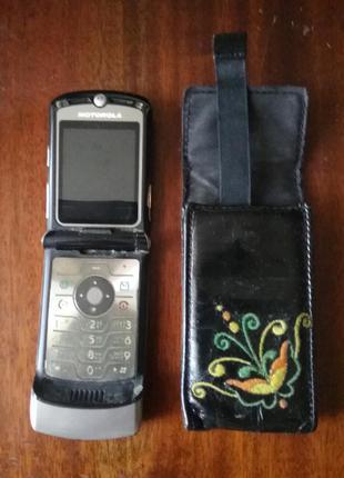 Мобильный телефон Motorola Rizer