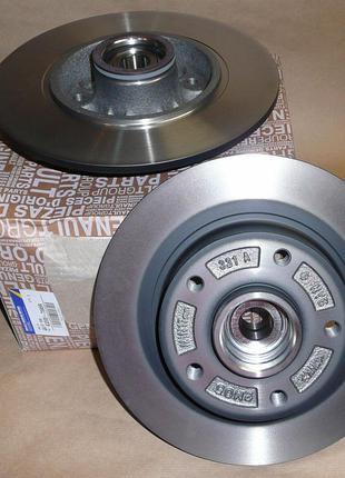 Диск тормозной задний с подшипником Renault Kangoo II 43 20 250 5