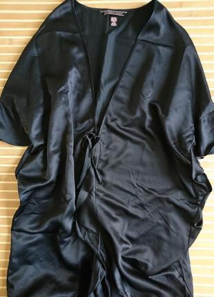 Тонкий секси халат кимоно накидка victorias secret оригинал