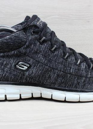 Высокие кроссовки / сникерсы skechers elite оригинал, размер 4...