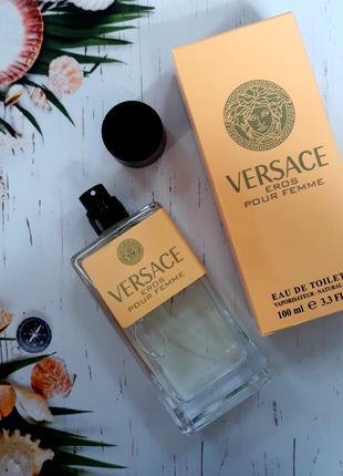 Женская туалетная вода  Eros Pour Femme Versace - 100 мл