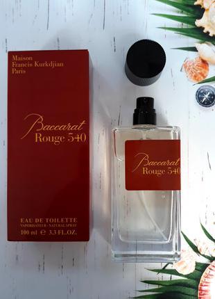 Туалетная вода Maison Francis Kurkdjian Baccarat Rouge 540 (Унисе