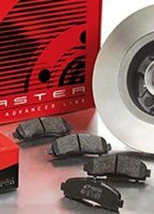Тормозные диски и колодки BMW E32, E34, E36, E38, E39, E46, E ...