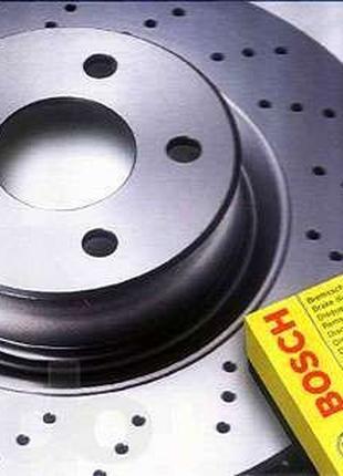 Тормозные диски и колодки Mercedes W203, W210, W211, W140, W22...
