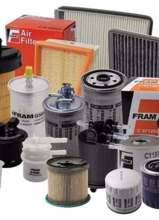 Фильтр масляный, воздушный, топливный BMW E34, E36, E38, E39, E46