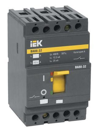 Автоматический выключатель ВА88-32 3Р 100А 25кА ИЭК в Луганске
