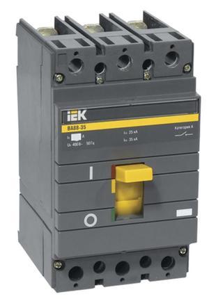 Автоматический выключатель ВА88-35 3Р 250А 35кА IEK в Луганске