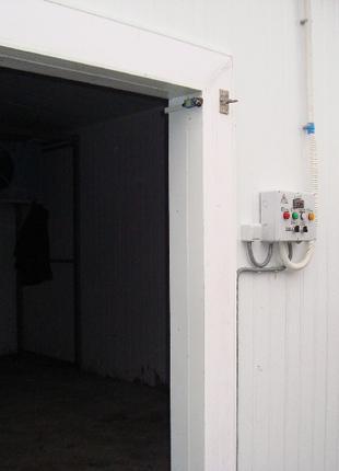 Промышленное холодильное, Холодильные морозильные камеры