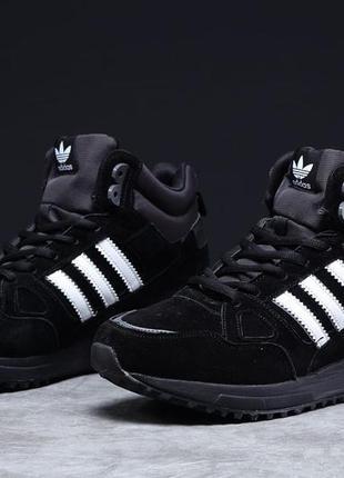 Зимние мужские кроссовки adidas zx 750