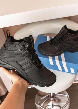 👟 кроссовки мужские adidas climaproof зимние адидас / наложенн...