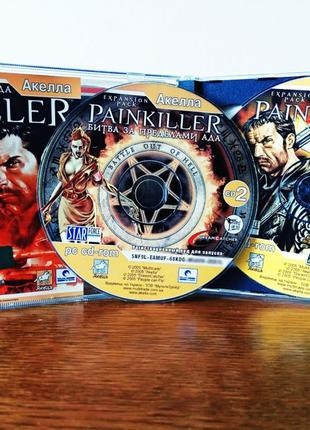 Лицензия DLC Painkiller Битва За Пределами Ада | Диск для ПК/PC