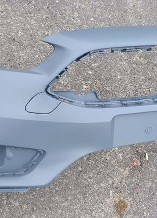 Бампер Решётка Птица Усилитель Заглушки Ford Focus 3 Форд Фокус 3