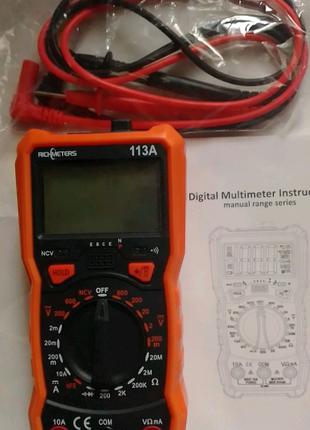 Мультиметр Richmeters RM-113A
