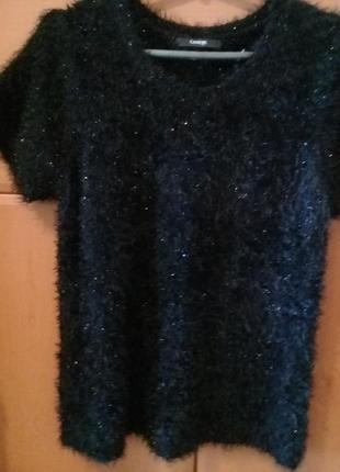 Очень красивый свитерок травка