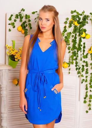 Сарафан платье хлопок XL (48-50)