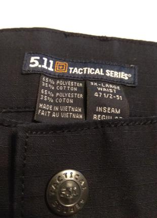 "Брюки тактические ""5.11 Tactical Taclite TDU Pants"" Dark Navy"