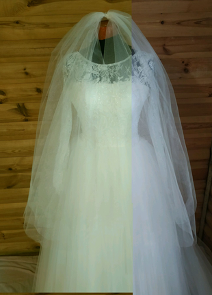 Прасую весільні сукні і не тільки