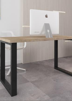 Стол прямоугольный для дома, кухни, офиса 120*75см