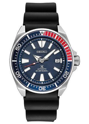 Часы Seiko Prospex Samurai Automatic SRPB53