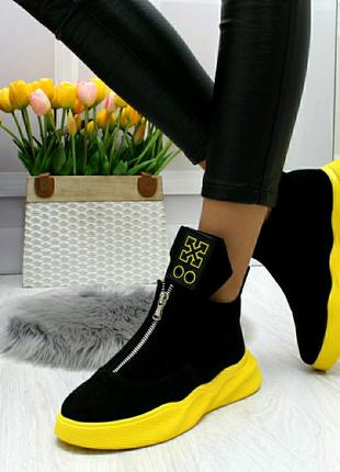 Ультра модные Деми ботинки