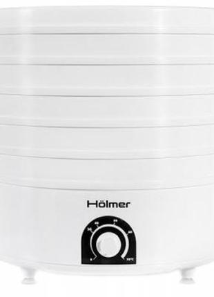 Сушка для овощей и фруктов Hölmer HFD-52W