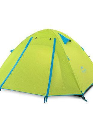 Палатка Naturehike P-Series 2 green