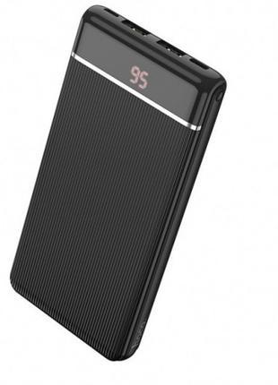 Внешний аккумулятор Power bank HOCO J59 10000 Mah батарея зарядка