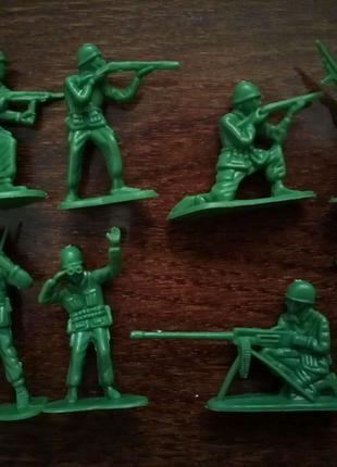 Солдатики ссср и современнные