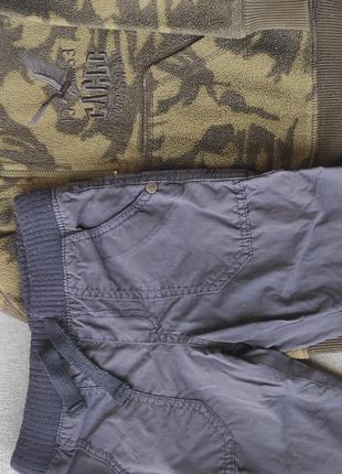 Толстовка/утеплённые штаны