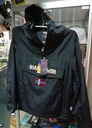 Napapijri куртка ветровка анорак