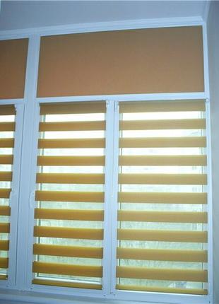 Рулонные шторы жалюзи.