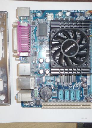 Плата DDR3 Gigabyte GA-E350N.