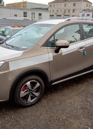 Автомобиль Jac-S3АТ New Джак S-3АТ новый 2019
