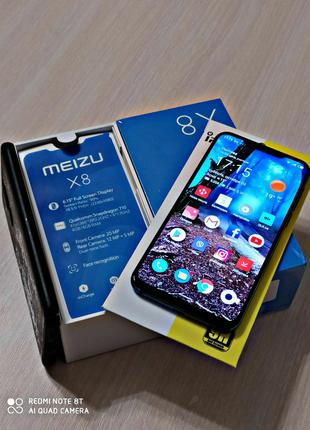 Meizu x8 4/64/ Телефон смартфон/ Samsung/ Xiaomi/ Iphone