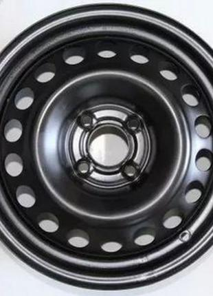 Продам 4 новых стальных диска Кременчуг К228