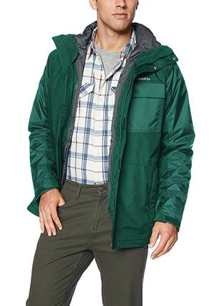 Зимняя куртка Columbia Ten Falls Interchange Размер ХL