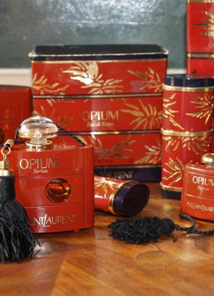 Opium yves saint laurent духи