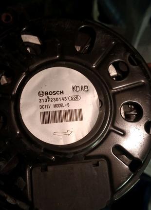 Tesla Мотор Вентилятор кондиционера BOSH MS MSR 3137230143