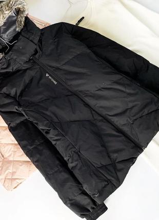 Зимняя пуховая куртка reebok