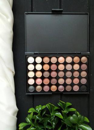 Палитра теней для макияжа 40 цветов тени для макияжа Уценка