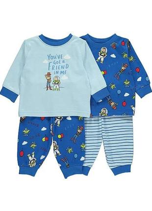 George набор детских хлопковых пижам - 2 шт.