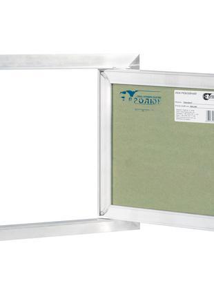 Ревизионный люк «Standard» под обои или покраску