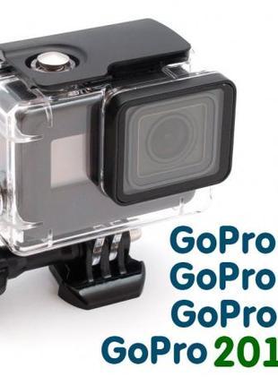 Аквабокс для GoPro 5 6 7 black, HERO 2018 | Подводный бокс для...