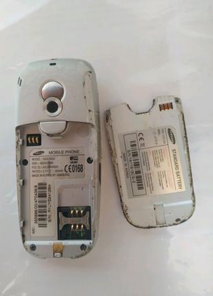 Мобильный телефон samsung x-620 (на запчасти)