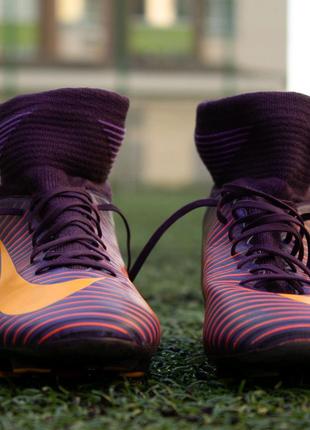 Футбольные бутсы детские Nike Mercurial SUPERFLY V FG JR оригинал