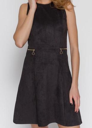 Велюровое платье pimkie / xs