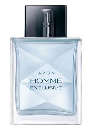Туалетная вода Avon Homme Exclusive для него 75 мл
