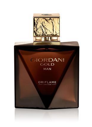 Туалетная вода Giordani Gold man орифлейм oriflame